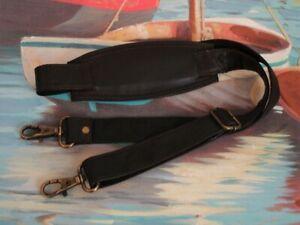 Leather Shoulder Strap Replacement Briefcase Travel Bag Laptop Case Duffle Bag