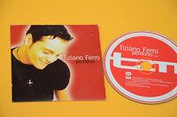 CD SINGOLO (NO LP ) TIZIANO FERRO PERDONO