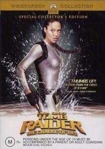 Lara Croft Tomb Raider The Cradle Of Life (R4 DVD 2004) VGC