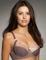 NEW Fauve Isobel Full Cup Side Support Bra 0182 Mink Brown VARIOUS SIZES