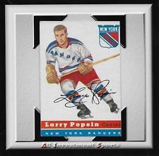 1954 Topps LARRY POPEIN #55 EX *tough hockey card for set* DD17