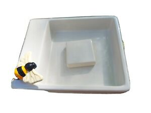 Nora Fleming Napkin Holder And Bumble Bee