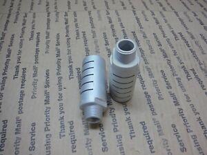 Parker Aluminum Exhaust Silencer 250PSI Max Muffler ES50MC Qty2 (Stk31)
