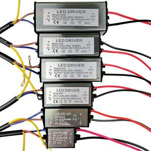 LED Driver Alimentatore Trasformatore 220V IMPERMEABILE IP65  CORRENTE COSTANTE