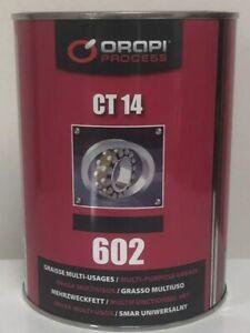 Orapi CT14 602 High Quality Multi purpose Lithium Grease X 1KG Tin