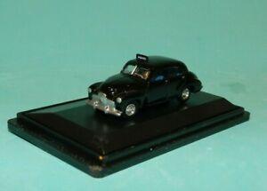 Road Ragers 1/87 1948 Holden (FX) 48-215 Police Sedan Black MiB