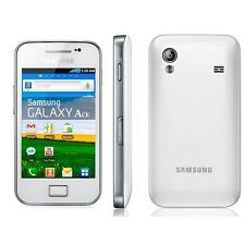 NEW SAMSUNG GALAXY Ace GT-S5830i in White Factory Unlocked with Warranty