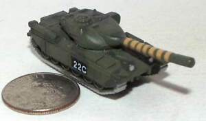 Good Condition Micro Machines Color Changers MG TF Olive Green RARE 1994 LGTI
