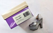 Nib Just the Right Shoe ~ Raine Willits - #25007 Silver Cloud
