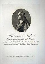 Ravello Francesco D'Andrea Giureconsulto Regno Napoli