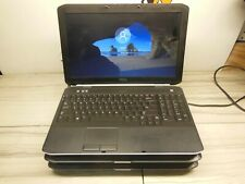 New listing Lot Of 3 Dell Latitude E5530 i3 mixed speeds 2gb 250gb (+ chargers ) Win 10
