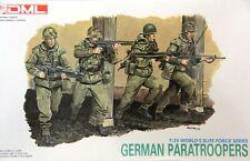1/35 Dragon DML 3021: German Paratroopers