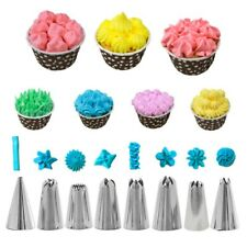 Cake Decorating Kits Tools Bags Russian Piping Tips Pastry Icing Bags Nozzles