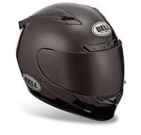 BELL VORTEX SOLID MATTE BLACK Helmet Full Face DOT Snell FREE SHIPPING!