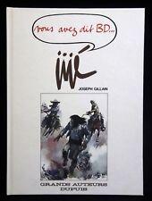 JIJE - Vous avez dit BD - Expo grands auteurs Dupuis EO 1983 quasi NEUF