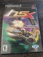 Hypersonic.Xtreme (Sony PlayStation 2, 2003) PS2 Black Label Complete Vr Nice!