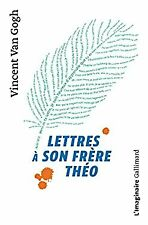 Lettres a son Frere Theo Paperback Vincent van Gogh
