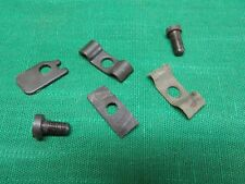Vtg Singer Featherweight 221 sewing machine replacement wire screws clamps parts