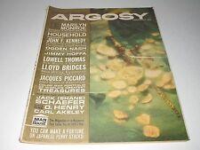 Argosy Magazine February 1961 ~ Marilyn Monroe / JFK / Hoffa   RARE