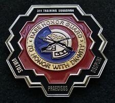 SHARP Honor Guard USAF Defense Language Institute 311th DLIFLC Challenge Coin