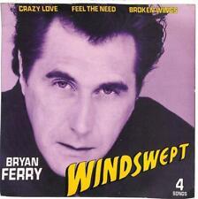 "Bryan Ferry - Windswept - 7"" Record Single"