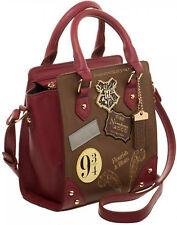 Licensed Harry Potter Deluxe 9-3/4 Mini Brief Combination Cross Body / Handbag