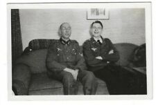 Foto, Zwei Soldaten in Uniform,