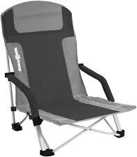 Camping Picnic Chair Folding Beach SUN lounger BRUNNER BULA Garden recliner DECK