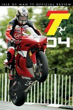 Isle of Man TT - Official Review 2004 (New DVD) Motorcycle Road Racing Bike