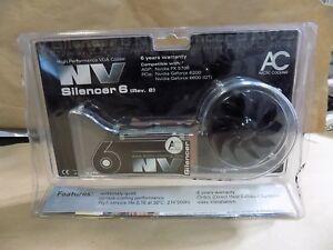 Arctic Cooling NV Silencer 6 Rev 2  @A45