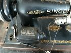 Antique Singer Electric Sewing Machine 1930 s Model 66