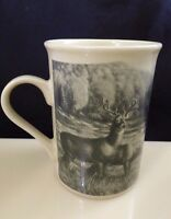 Whitetail Deer Coffee Tea Mug Cup Field and Stream Buck Doe Hunting DesignPac