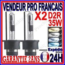 2 AMPOULES D2R BI XENON 35W HID LAMPE DE RECHANGE D ORIGINE FEU PHARE 8000K 12V