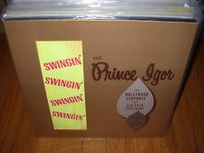 HOLLYWOOD SYMPHONY & ALL STAR JAZZ BAND swingin with prince igor ( jazz )