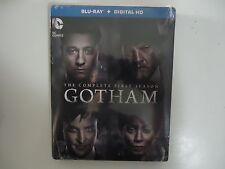 Gotham: The Complete First Season (Blu-ray, 2015, 4-Disc, UV) NEW w/slipcase