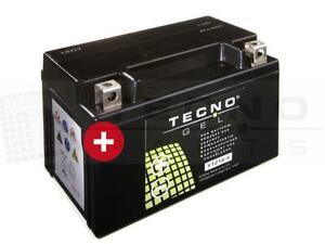 TECNO-GEL Batterie YTZ10-S = YT10B-4 (DIN 50901) für APRILIA div., BMW u.a.