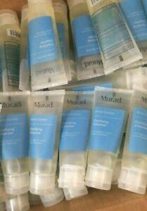 6X Murad Acne Control Clarifying Cleanser 1.5% Salicylic Acid 1.5oz Travel SIZE