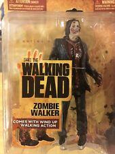 Walking Dead Tv Series 1 Zombie Walker Figure Mcfarlane Toys Small Card Version