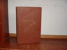 Old AUTOBIOGRAPHY OF MA-KA-TAI-ME-SHE-KIA-KIAK BLACK HAWK Book 1882 INDIAN WAR +