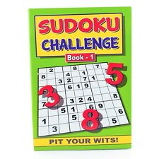 Sudoku - Jaune Vert - Teasing Puzzles Livres TOUT NOUVEAU