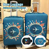 "NEW Travel Luggage Suitcase Bag Cover 22-32"" Dustproof Protector Protective AU"