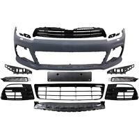 Stoßstange vorne inkl. TFL R Optik für VW Scirocco (137,138) Bj. 05.08->>