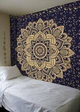 AU Indian Tapestry Wall Hanging Mandala Hippie Bedspread Throw Beach Towel