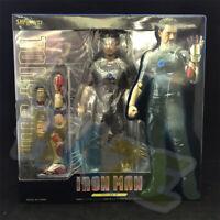 S.H.Figuarts Tony Stark Iron Man 3 Avengers PVC Figure Model 17cm New