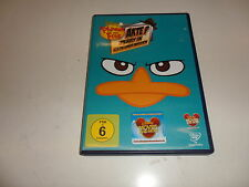 DVD  Phineas and Ferb – Akte P: Perry in geheimer Mission