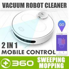 360 S6 Vacuum Cleaner Robotic Vacuum & Mopping App Control Sweeper Remotecontrol