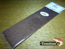 EP FIBERS BROWN ENRICO PUGLISI - NEW FLY TYING WING & BODY MATERIAL