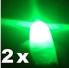 Light Up Thumb Tips (BRIGHT GREEN) -Easy Magic Tricks - HD Tutorial Included!
