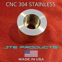 Chevrolet GMC Duramax EGT weld fitting/bung/boss for exhaust temp sensor repair