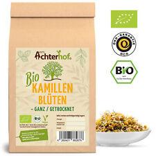 Kamillenblüten Bio lose | 1kg | Kamillen-Tee | Kamille vom-Achterhof